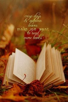 Fall in the leaves with a stack of books. Lexa Y Clarke, Autumn Scenes, Autumn Cozy, Autumn Aesthetic, Happy Fall Y'all, Fall Pictures, Hello Autumn, I Love Books, Autumn Inspiration