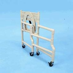 high quality and durable medical pvc furniture, best price Pvc Pipe Crafts, Pvc Pipe Projects, Disabled Shower Chair, Handicap Accessories, Shower Commode Chair, Pvc Furniture, Handicap Bathroom, Small Living Room Chairs, Aging In Place