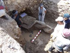 66 statues of Pharaonic goddess Sekhmet discovered in Luxor | Egypt Independent: Since the beginning of the year, the German archaeologic...