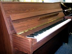 "Restored Upright Piano for sale |Yamaha ""Eterna"" 