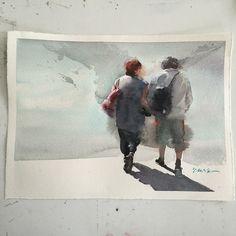 Watercolor - EudesCorreia