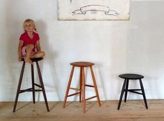 Sawkille Co. Stools — Barstools -- Better Living Through Design