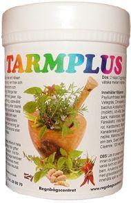 Tarmplus -  digestive detox supplement - Regnbågscentret - naturprodukter.se