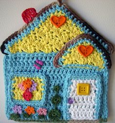 Crochet Home application
