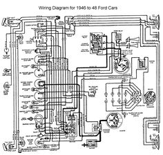 98 best wiring images on pinterest car stuff electric and motorcycle rh pinterest com Ford Voltage Regulator Wiring Diagram Ford Electrical Wiring Diagrams