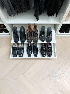 HARD TO BELIEVE IT'S IKEA! — THREE BIRDS RENOVATIONS Walk In Closet Ikea, Walk In Closet Design, Bedroom Closet Design, Master Bedroom Closet, Bedroom Wardrobe, Closet Designs, Pax Closet, Closet Space, Closets