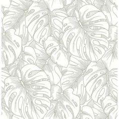 Fine Decor Harrington Silver Mirror Texture Silver Wallpaper Sample-2900-42481SAM - The Home Depot