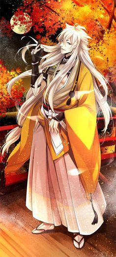 No larger size available Persona 5, Touken Ranbu, Black Butler, Manga Art, Anime Art, Naruto Oc, Bishounen, Hot Anime Guys, Yukata
