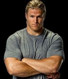 Clay Matthews...gotta Thor type thing going on ;)