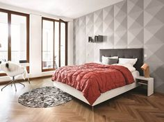 Choisissez un beau boutis à poser sur votre lit