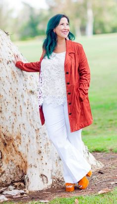 Fall Fashion: Cabi's Chic Penny Lane Lovely Collection