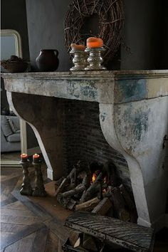 when is an element so special ..you'd love to hug it............& it is hugging you....this fireplace does that for me...