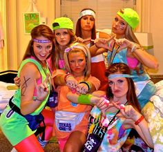 Chi Omega at The University of Texas, Iota Chapter | Gallery  *love how spirited these girls are!!