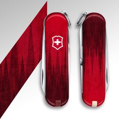Red Mountain. Check it out at @jovoto. Victorinox Design Challenge