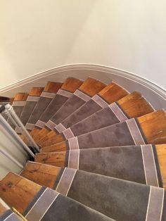 Rue Notre Dame des Victoires - DMT - Spécialiste du tapis d'escalier et moquette…