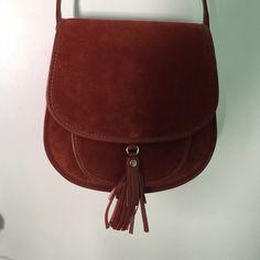 ASOS cross body saddlebag Never used ASOS Bags Crossbody Bags