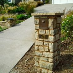 Brick Mailbox Design Ideas Pictures Remodel and Decor