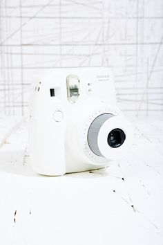 Fujifilm Instax Mini 8 Camera in White