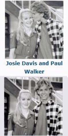 Paul Walker (on set of Charles in Charge) More pics on http://www.josiedavisfans.com
