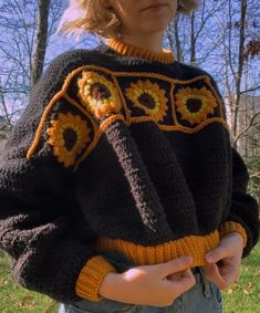 Mode Crochet, Diy Crochet, Crochet Crafts, Crochet Tops, Free Crochet Bag, Pretty Outfits, Cool Outfits, Fashion Outfits, Crochet Designs