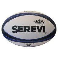 Serevi Rugby Ball by Gilbert - Rugby City Rugby Equipment, Rugby Gear, Base Layer Clothing, Rugby Shorts, Football, Hockey, Balls, Sports, City