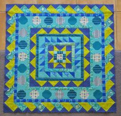 Wendy's quilts and more: A Finish - at last