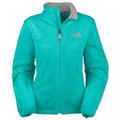 The North Face Osito Fleece Jacket - Women's. . i love north face jackets! want
