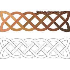 Celtic Knot Border Patterns Designs   Celtic patterns