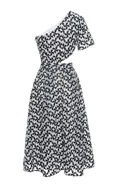 Black Spur Lace Amy Dress by Tanya Taylor for Preorder on Moda Operandi