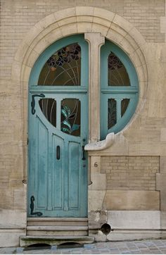 The most beautiful door ever!