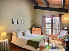 Chambre 3 de rêve à voir à Austin #DuProprio Bed, Furniture, Home Decor, Bedroom, Decoration Home, Room Decor, Home Furniture, Interior Design, Beds
