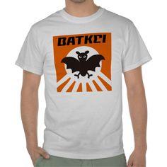 BATKEI T-SHIRTS $14.95 by Keiko W