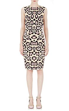 a83953cdfeb We Adore  The Leopard Compact Knit Sheath Dress from Givenchy at Barneys…  Lanvin
