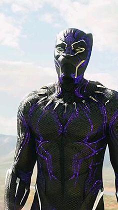 Movie Black Panther Highlights   My King-Chadwick Boseman