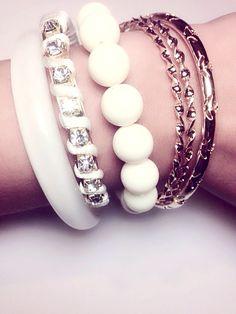 White bracelet https://www.kichink.com/stores/onetrendyone