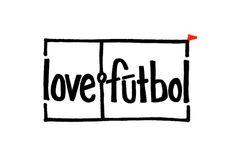 Love futbol