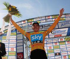 IG Gold Jersey Luke Rowe