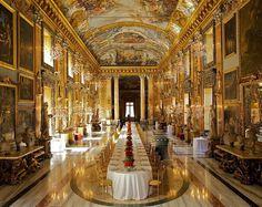 Palazzo Colonna --------- € 12 Sábados - 09:00 - 13:15