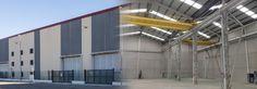 Nuevas instalaciones de CALDERERIA MANZANO, S.A. en Villafranca de Córdoba