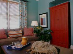 Jennifer Mitchell - traditional - family room - detroit - Jennifer Mitchell