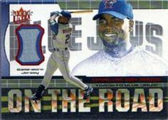 2002 Ultra On the Road Game Jersey #3 Carlos Delgado Jsy by Ultra. $8.40. 2002 Fleer Inc. trading card in near mint/mint condition, authenticated by Seller