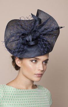 Gina Foster Millinery, S/S 2015 - Molini. #passion4hats