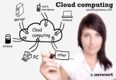 What amnetsystems.com does  #cloudcomputing #colocation #datacenter #audiovisual