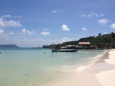 DONE! Koh Rong island, off Sihanoukville, Cambodia. Backpacking through South East Asia.
