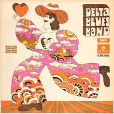 Delta Blues Band  1968