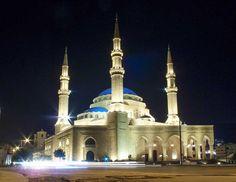 #Mosque Mohammed Al-Amin in Downtown #Beirut, #Lebanon  #Heritage #Lebanon #Travel #bestoftheday #Beauty #photooftheday #religion #Ramadan  #TryLebanon #ExperienceLebanon #LiveLebanon #WeLoveLebanon #MoovtooLebanon