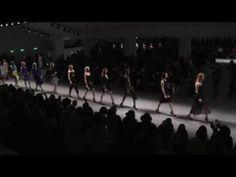 "▶ ""OSMAN"" London Fashion Week Fall Winter 2014 2015 by Fashion Channel - YouTube"