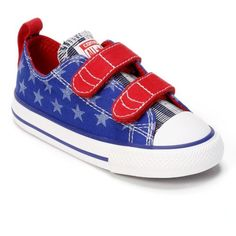 168587a122d50 Converse Chuck Taylor All Star V2 Sneakers - Toddler Girls  Kohls   Americana Discount Converse