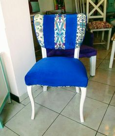 Accent Chairs, Dining Chairs, Furniture, Home Decor, Chairs, Wing Chairs, Antique Chairs, Blue Nails, Upholstered Chairs