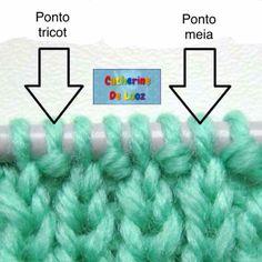 Pontos do trico